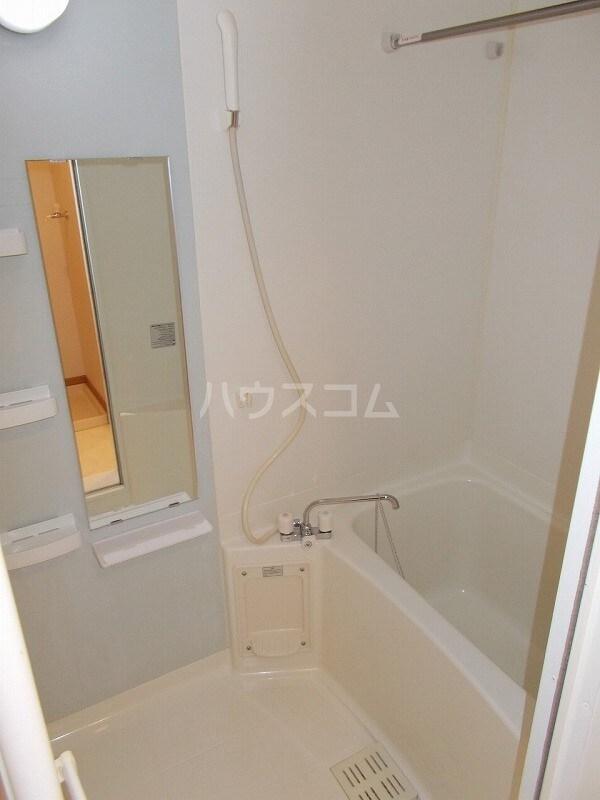 コウハイムⅠ 02010号室の風呂