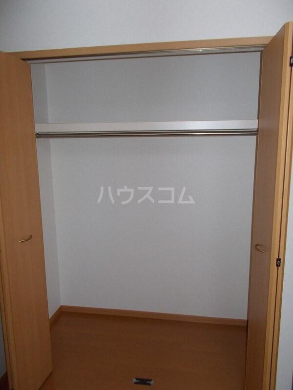 コウハイムⅠ 02010号室の収納