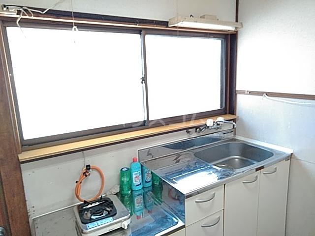 本杉貸家のキッチン