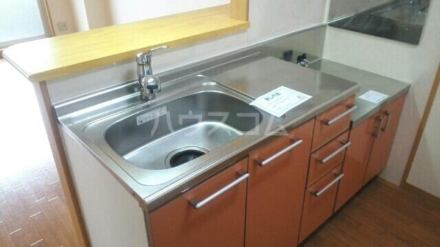 パローレ20 04030号室のキッチン