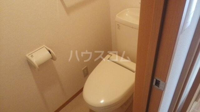 パローレ20 04030号室のトイレ