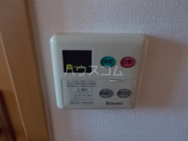 エスポワールB 01030号室の設備