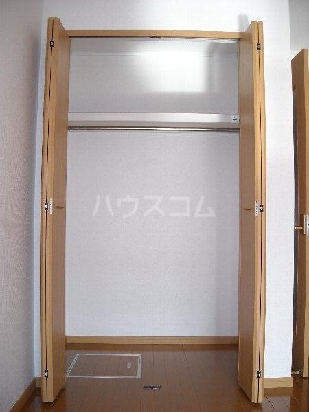 フィオーレⅡ 01010号室の収納