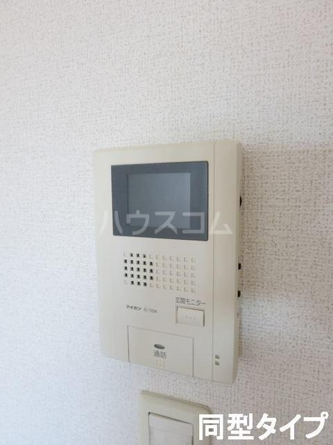 フィオーレⅡ 01010号室のセキュリティ