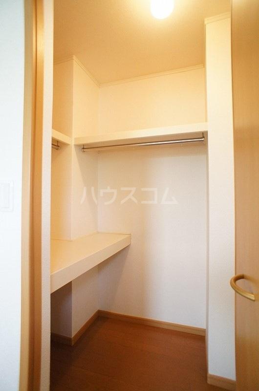 プリート・コルソB 01030号室の収納