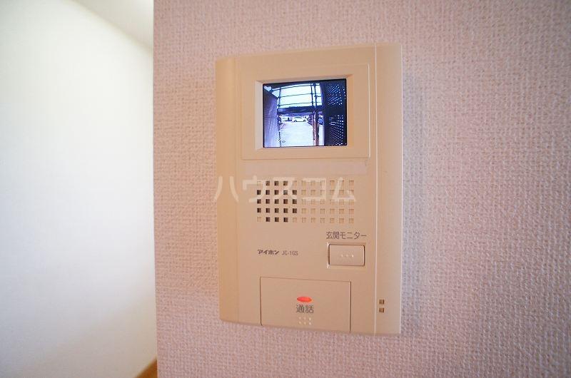 プリート・コルソB 01030号室のセキュリティ