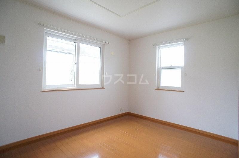 プリート・コルソB 01030号室のベッドルーム