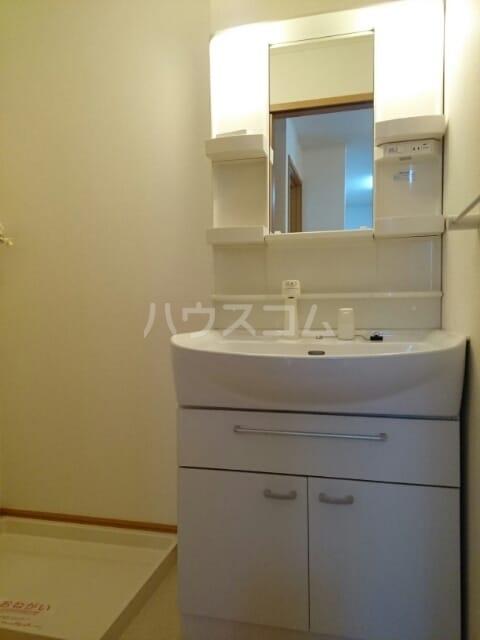 リヴ・プロムネイドB 01010号室の洗面所