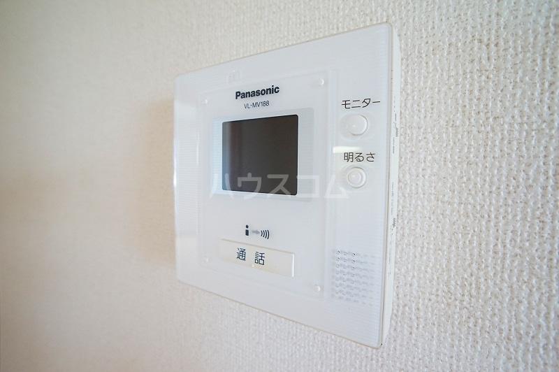 プロムナードB 01020号室のセキュリティ