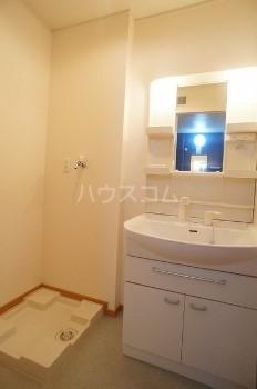 カ-サ・フェリ-チェ B 01010号室の洗面所