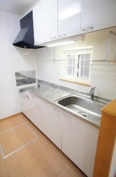 カ-サ・フェリ-チェ B 01010号室のキッチン