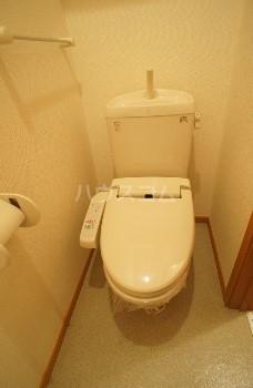 カ-サ・フェリ-チェ B 01010号室のトイレ