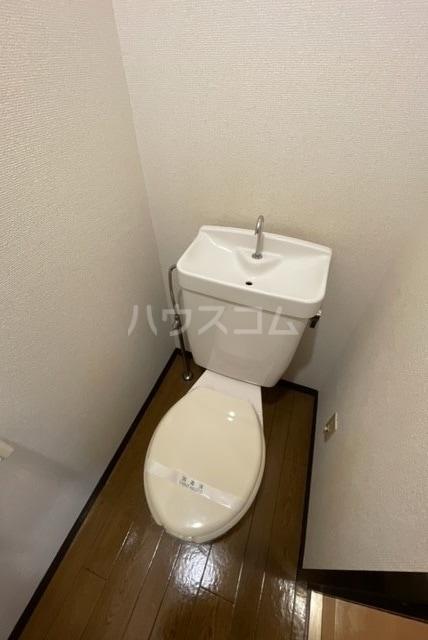 コーポラス丸山 02040号室のトイレ