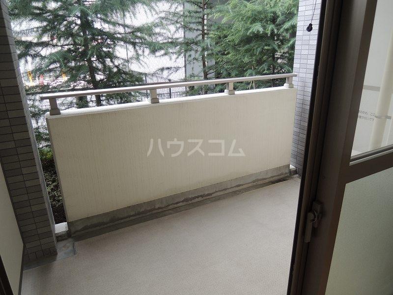 プレ・アビタシオン春日部Ⅰ 01020号室のバルコニー