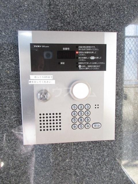 プレ・アビタシオン春日部Ⅰ 01020号室のセキュリティ