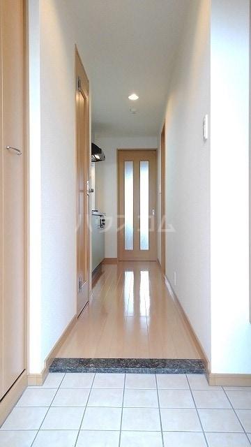 プレ・アビタシオン春日部Ⅰ 01020号室の玄関