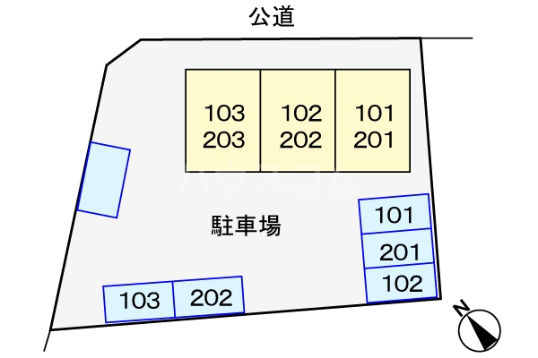 エントピアハイムⅠ 02030号室のその他