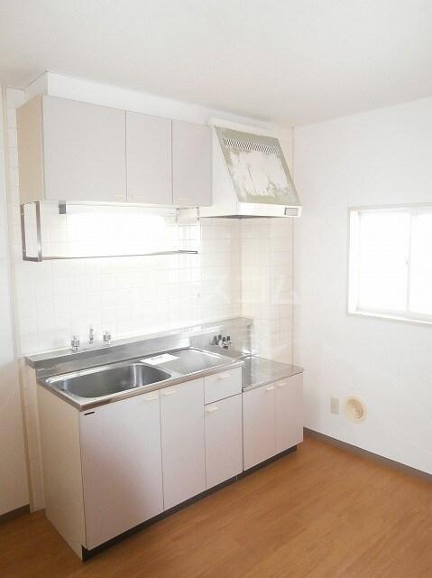エントピアハイムⅠ 02030号室のキッチン