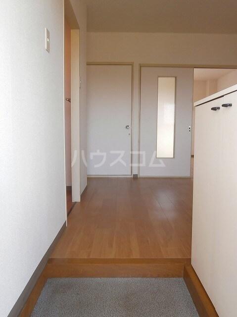 エントピアハイムⅠ 02030号室の玄関