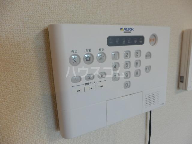 グランシャリオⅡ 102号室のセキュリティ
