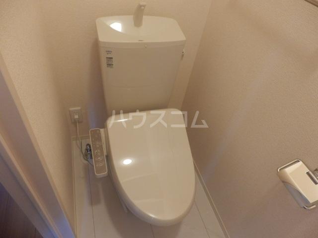 グランシャリオⅡ 102号室のトイレ