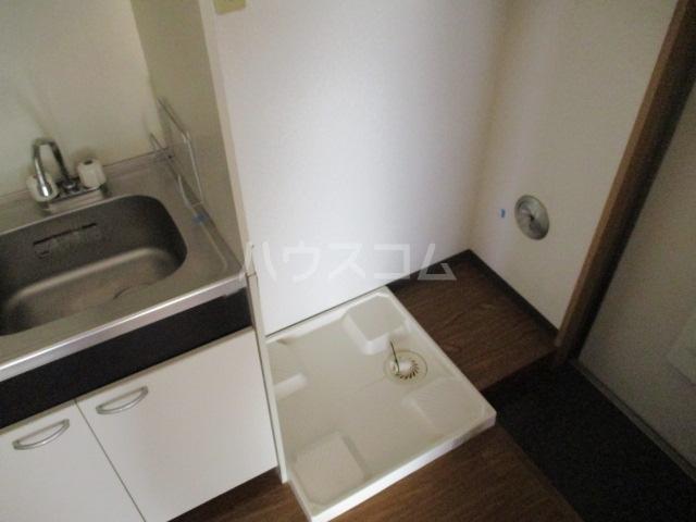 グリフィン新川崎 302号室の設備