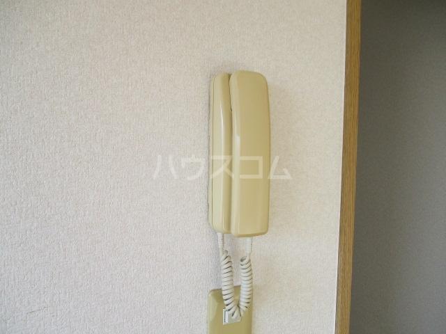 グリフィン新川崎 302号室のセキュリティ