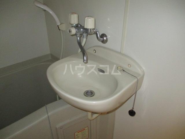 グリフィン新川崎 302号室の洗面所