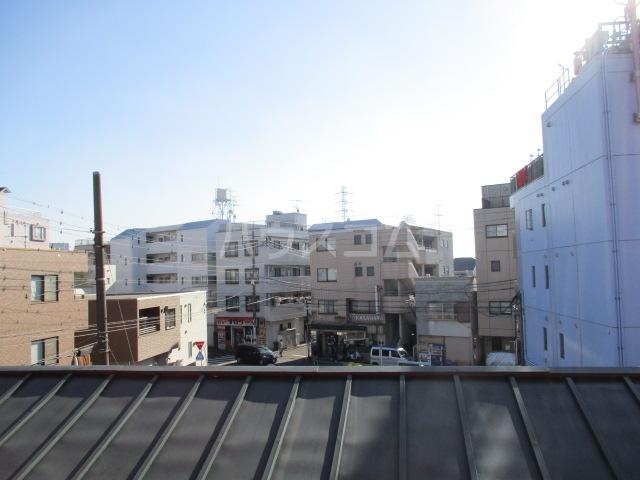 グリフィン新川崎 302号室の景色