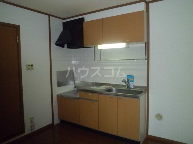プリマベーラ 01020号室のキッチン