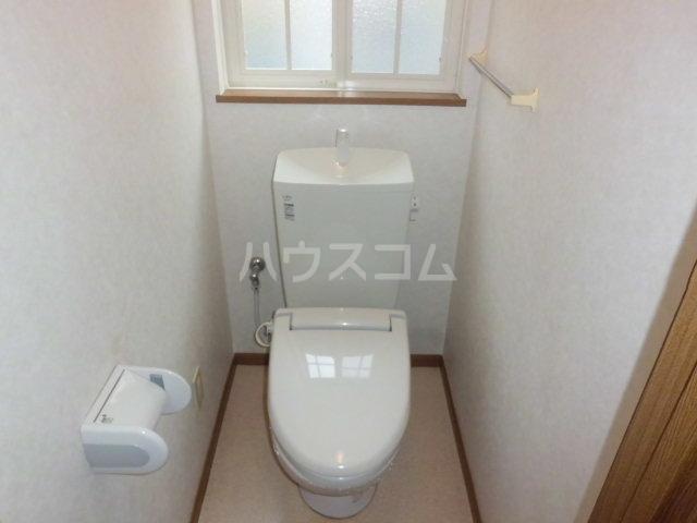 プリマベーラ 01020号室のトイレ