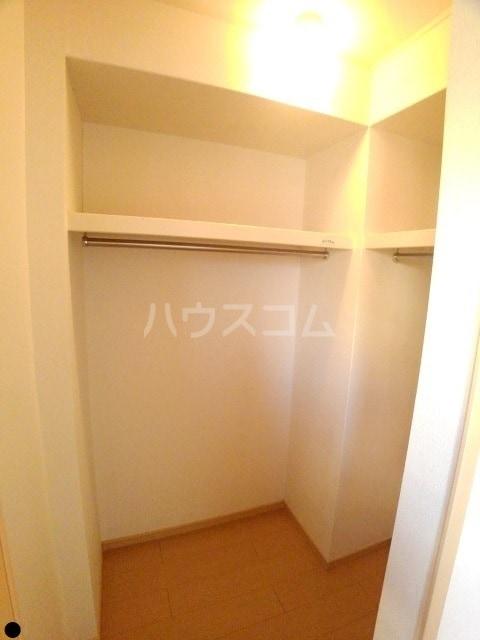 ニューエレガント藤 A 01010号室の収納