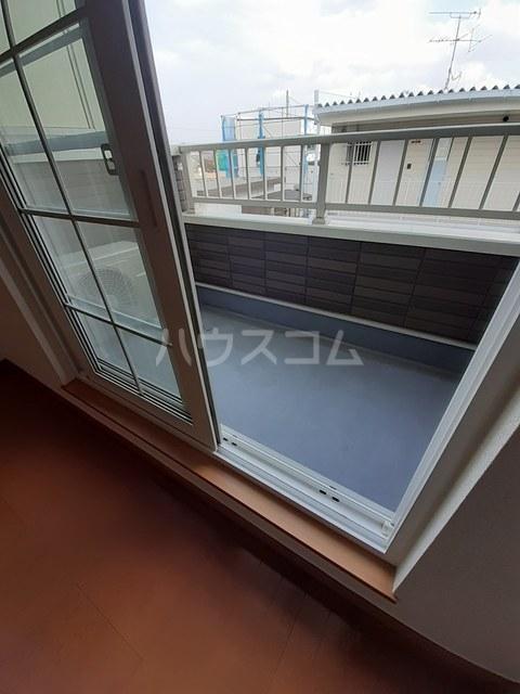 ベル リヴィエール 02040号室のトイレ