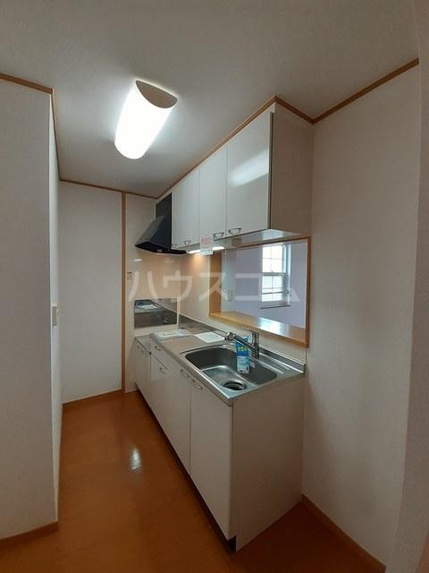 ベル リヴィエール 02040号室の洗面所