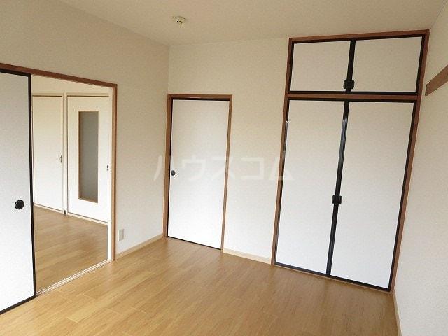 ニューシティ小林 02020号室のベッドルーム