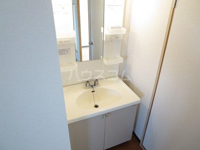 ニューシティ小林 02020号室の洗面所