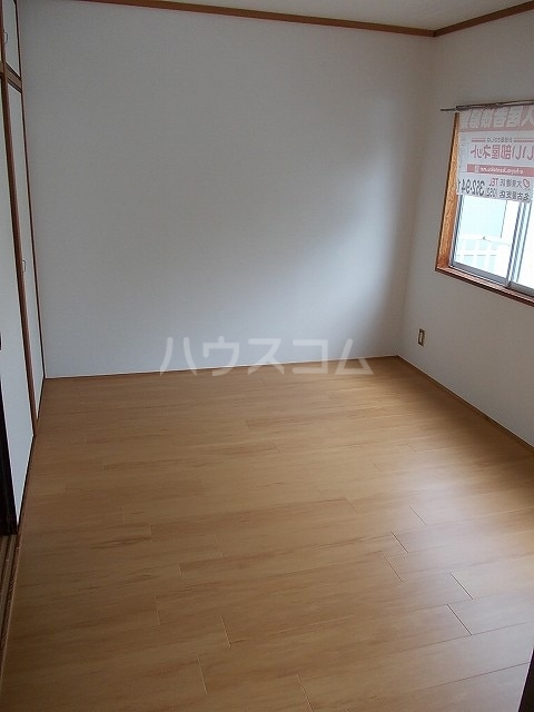 パークハイツ木藪 01030号室のベッドルーム