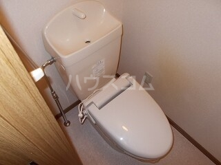 マウントリヴァ2003 Ⅰ 01010号室のトイレ