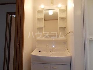 マウントリヴァ2003 Ⅰ 01010号室の洗面所
