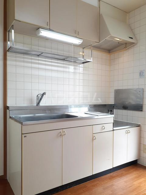 クレセント 02030号室のキッチン