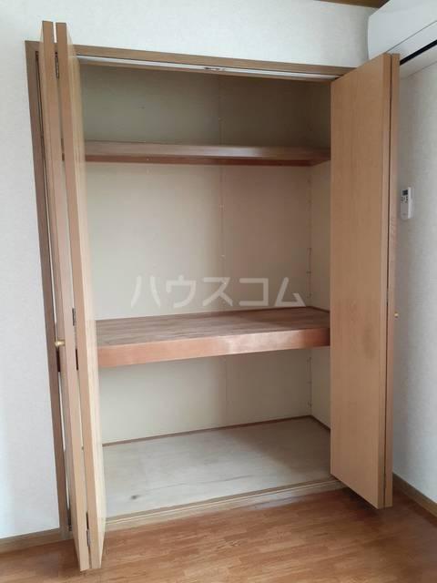 クレセント 02030号室の収納