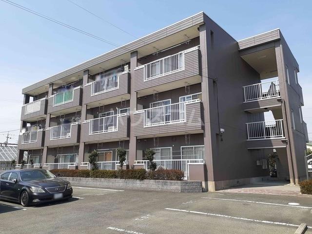 サンシティ豊川 02020号室の外観