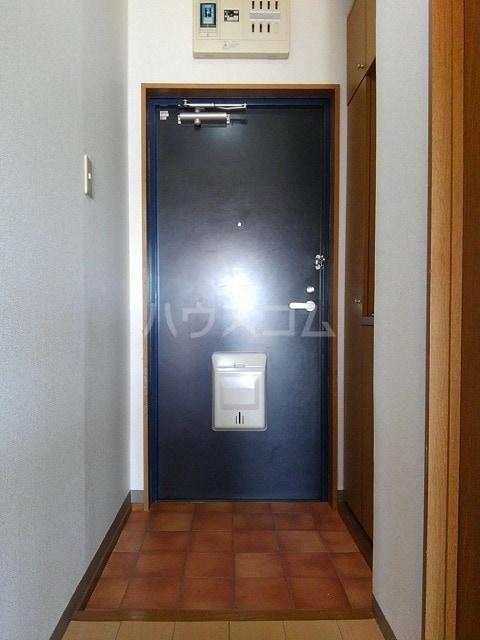 サンシティ豊川 02020号室の玄関