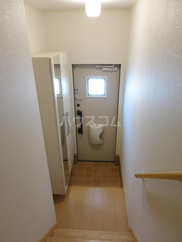 ルーチェ 02030号室の玄関