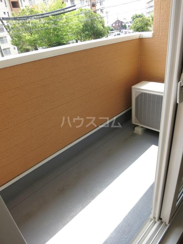 ルーチェ 02030号室のバルコニー