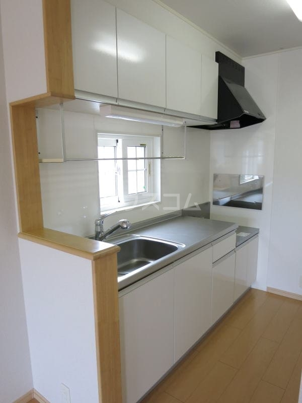 ルーチェ 02030号室のキッチン