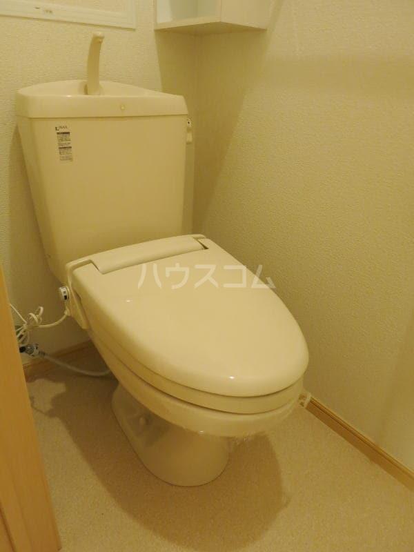 ルーチェ 02030号室のトイレ