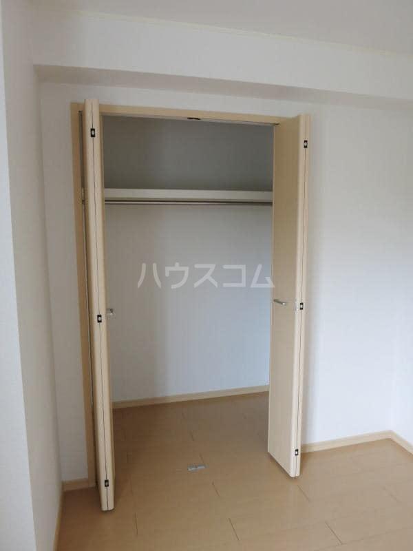ルーチェ 02030号室の収納