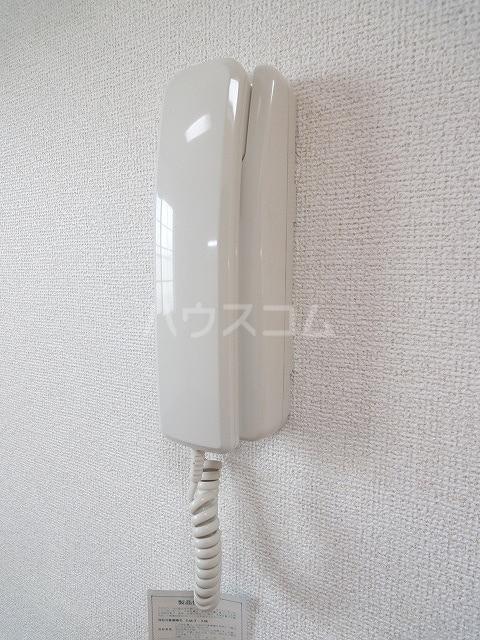 ロイヤルヒルズ 01020号室のセキュリティ