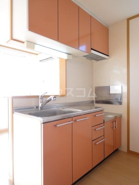 イースト メゾン 02010号室のキッチン
